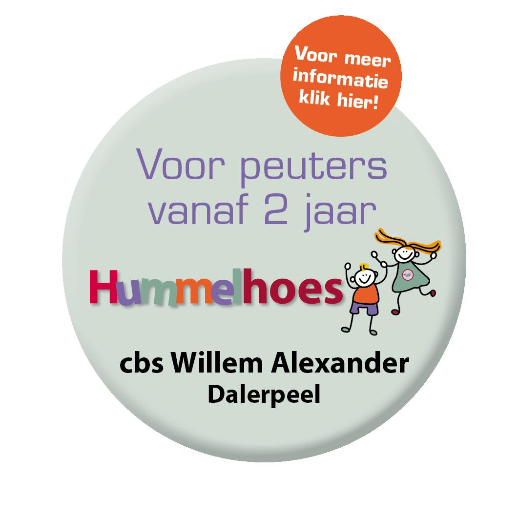 hummelhoes knop
